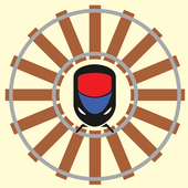 Railway Control - Crazy Trains icon
