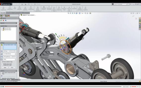 Manual SolidWork 2008 screenshot 1