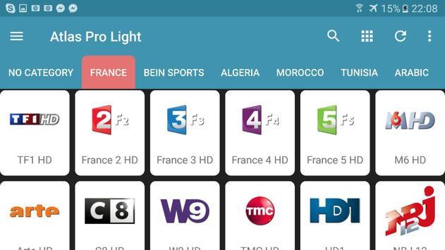 Atlas Pro light screenshot 4
