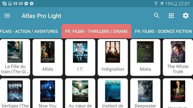 Atlas Pro light screenshot 5