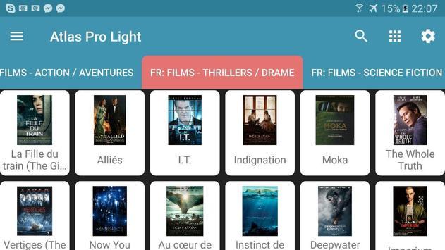 Atlas Pro light screenshot 1