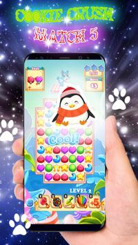 Cookie Crush Mania Match 3 screenshot 14
