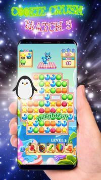 Cookie Crush Mania Match 3 screenshot 7