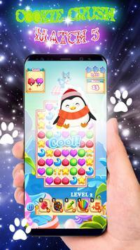 Cookie Crush Mania Match 3 screenshot 9