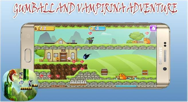 Vampirina & Gumbal Adventure poster