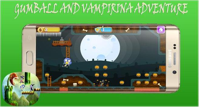 Vampirina & Gumbal Adventure screenshot 3