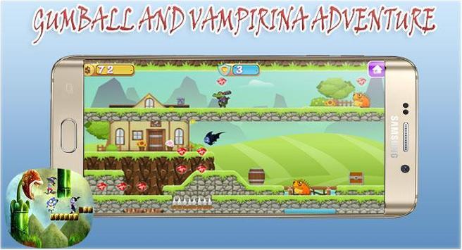 Vampirina & Gumbal Adventure screenshot 6