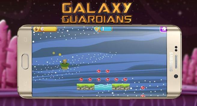 Galaxy Guardian :  World War poster
