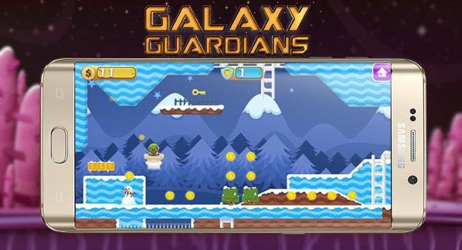 Galaxy Guardian :  World War screenshot 1