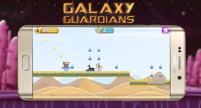 Galaxy Guardian :  World War screenshot 2