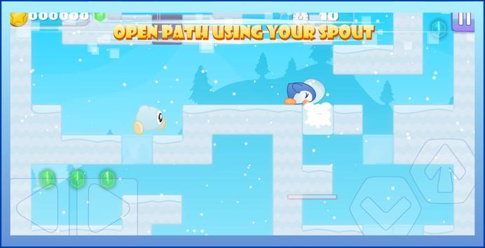 Penguin Quest screenshot 3