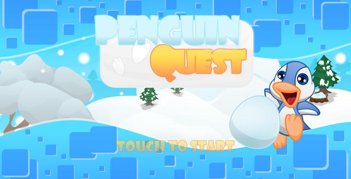 Penguin Quest poster