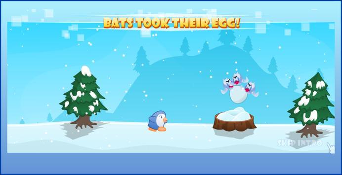 Penguin Quest screenshot 1