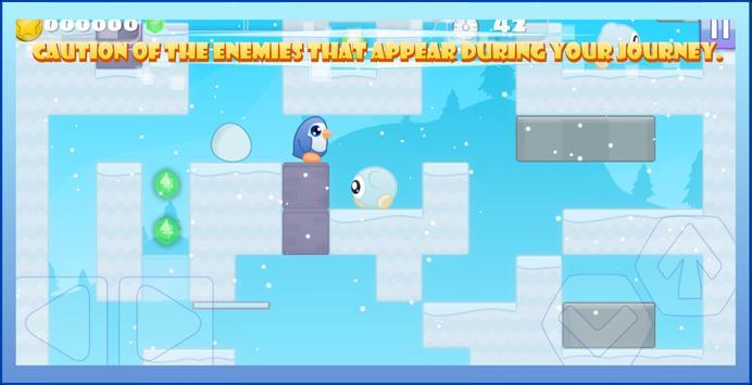 Penguin Quest screenshot 4