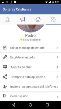 Solteras Cristianas apk screenshot