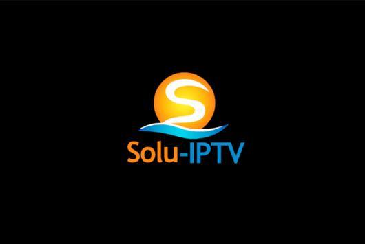 SOLU-IPTV الملصق