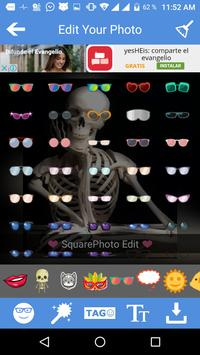 SquarePhoto Edition screenshot 2