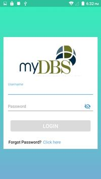 MYDBS screenshot 1