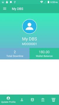 MYDBS screenshot 2