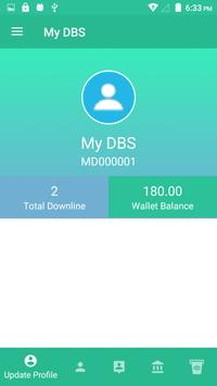 MYDBS screenshot 2