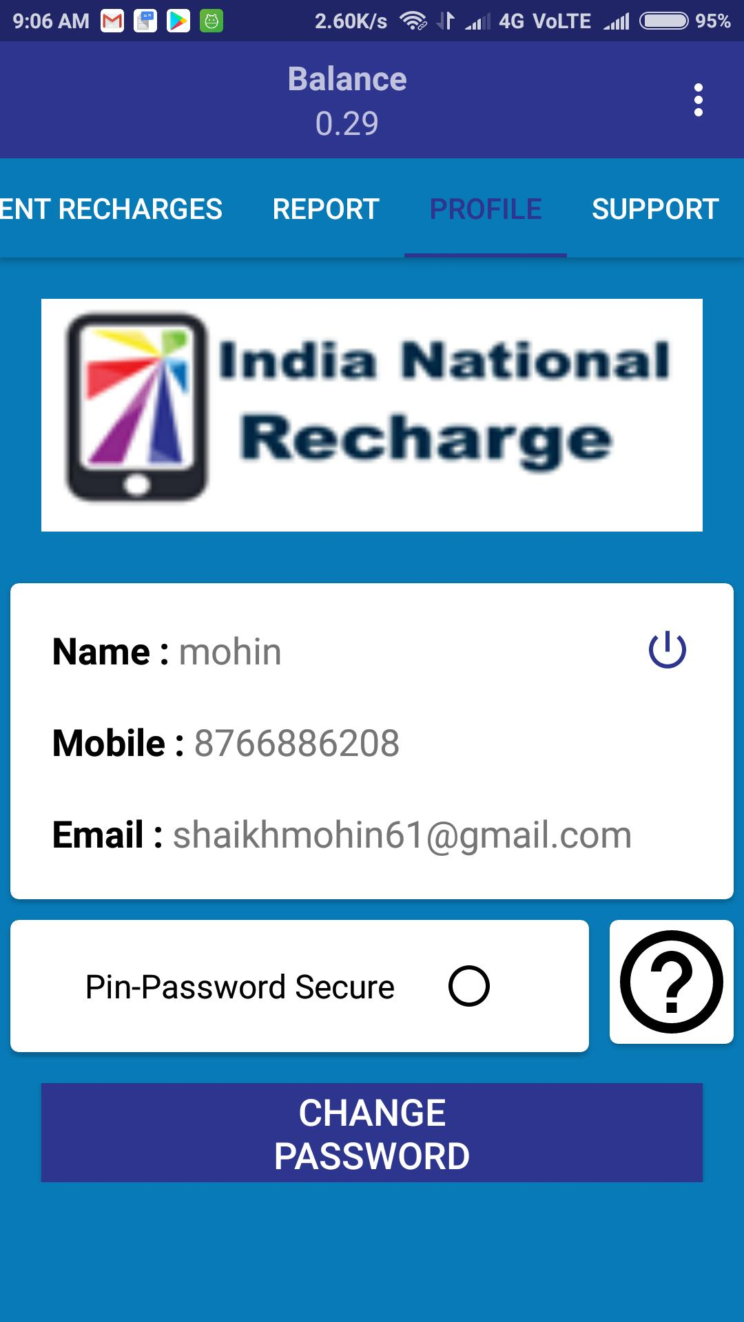India National Recharge for Android - APK Download