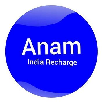 ANAM INDIA Recharge poster