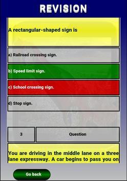 Free New York (NY) DMV Drive License Test 2017 screenshot 5