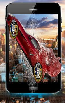 Free New York (NY) DMV Drive License Test 2017 poster
