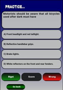 Free New York (NY) DMV Drive License Test 2017 screenshot 2