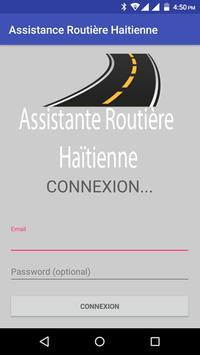 Assistance Routière Haïtienne poster