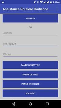 Assistance Routière Haïtienne screenshot 1