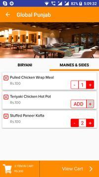 Biriyani Zone - For Multiple Restaurant screenshot 6