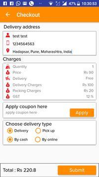 Biriyani Zone - For Multiple Restaurant screenshot 7