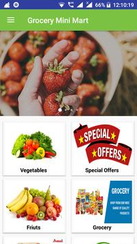 Grocery Mini Mart screenshot 3
