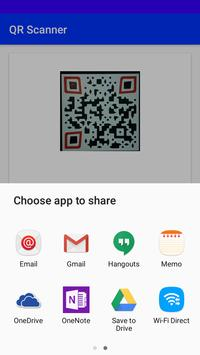 QR Code Scanner screenshot 3