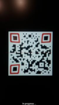 QR Code Scanner screenshot 2