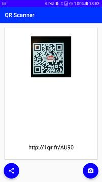 QR Code Scanner screenshot 5