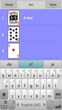 MemDeckPro apk screenshot