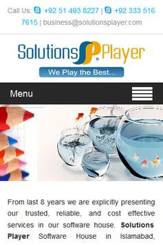 Solutions Player Pvt. Ltd. screenshot 1