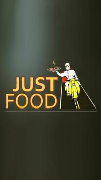 Just Food poster