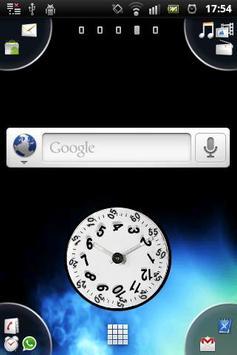 Strange Clock apk screenshot