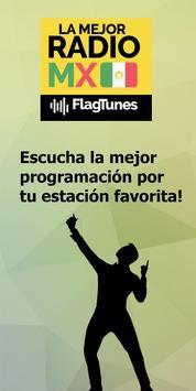 Radio Alfa 91.3 FM FlagTunes MX poster