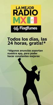 Radio Alfa 91.3 FM FlagTunes MX screenshot 1