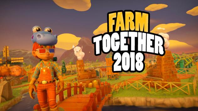 FarmTogether 2018 Guide Game poster
