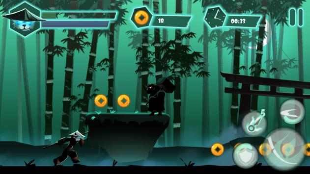 Ninja Panda apk screenshot