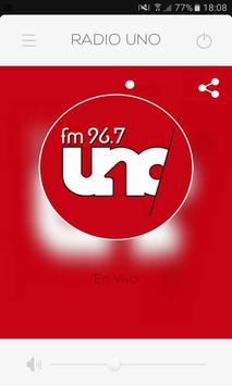 RADIO UNO PERGAMINO poster