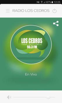 RADIO LOS CEDROS poster