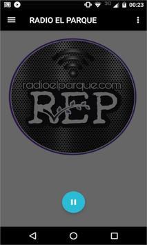 RADIO EL PARQUE poster