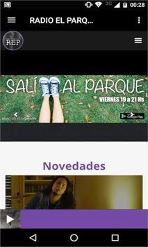 RADIO EL PARQUE screenshot 1