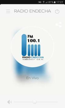 RADIO ENDECHA poster